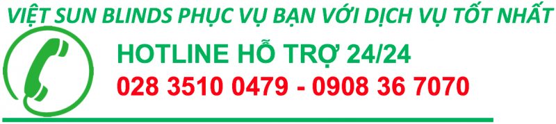 Hotline Viet Sun Blinds